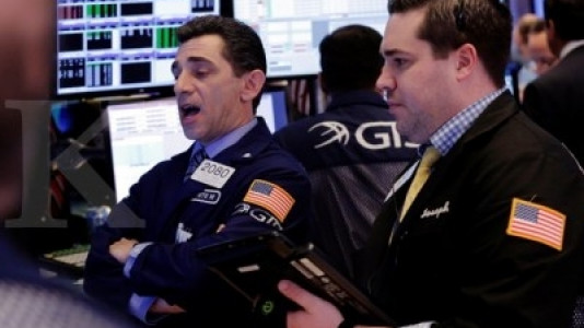 Wall Street fokus ke komentar petinggi The Fed